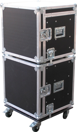 tool box flightcase mit schubladen und arbeitsfl che. Black Bedroom Furniture Sets. Home Design Ideas