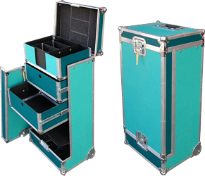 Occasions 4 Millimeter Leichtbau Reise oder Beauty Flightcase